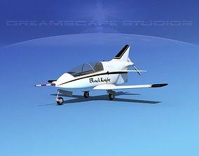 Bede Bd-5 Microplane V09 3D