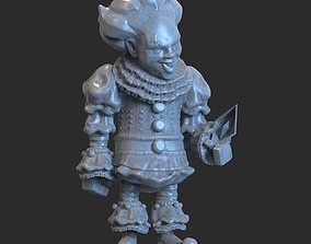 It clown Pennywise 3D print model