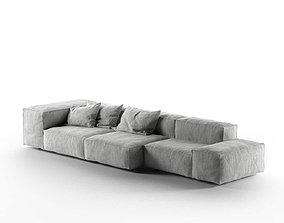Neowall Sofa 3D model