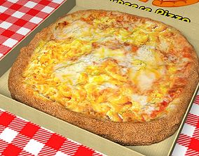 3D Cheese Pizza