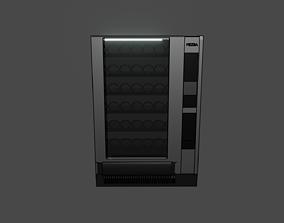 Vending Machine blender 3D model game-ready
