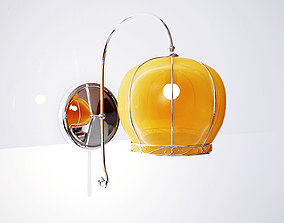 Arte Lamp Venice A2106AP-1AB 3D model