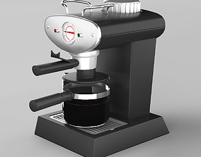 3D model Espresso Maker