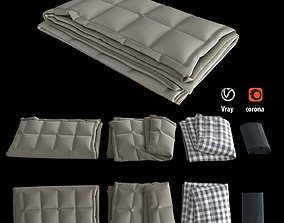 Blanket collection 06 3D