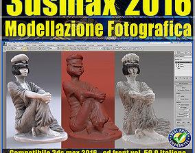 050 3ds max 2016 Modellazione Fotografica vol 50 CD