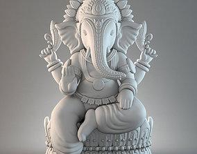 3D model Ganesh