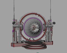 Time Machine 3D model