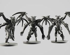 Demon dark 3D printable model