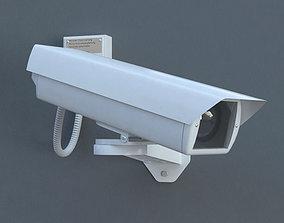 CCTV Cam 3D model