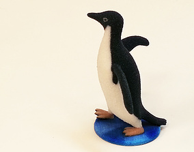 Socially Awkward Penguin 3D printable model