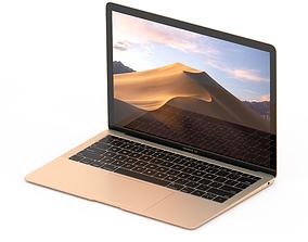 3D model Apple MacBook Air 2019