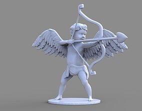 Cupid Sculpture 3D print model
