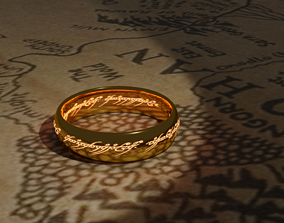 3D The One Ring