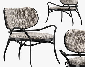 Lehnstuhl Chair 3D