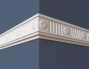 3D Frieze decor