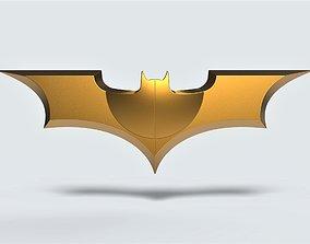 Batarang from the movie Dark Knight 3D printable model