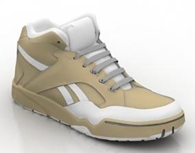 models 3D sneakers