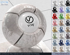 Architectural Vray materials for 3ds Max - Paint