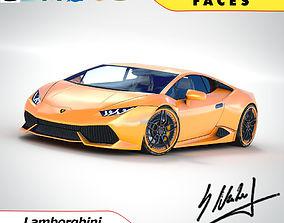 Lamborghini Huracan LP 610-4 3D model