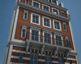 3D Old Building I