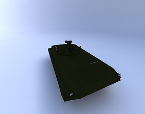 3D Russian BMP2 Infantry Fighting Vehicle