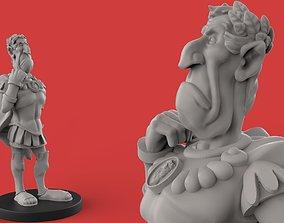 Cesar 3D print model