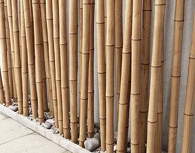 3D Bamboo decor n17