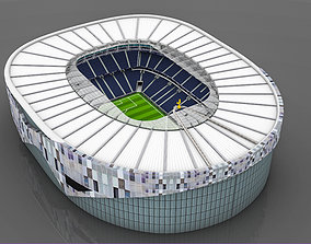 3D model Tottenham Hotspur Stadium