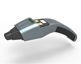 Boomerang phaser from Star Trek Voyager 3D print model