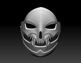 3D print model Jade mask for cosplay Mortal Kombat 11 1