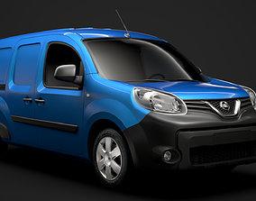 3D Nissan NV 250 Van L3 2020