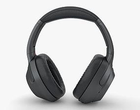 3D model Sony WH-1000XM3 Black