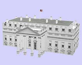 Washington DC Model Pack 3D asset