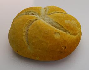 White Bread 3D model VR / AR ready