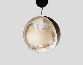 Ceiling Lamp 03 V-ray 3D