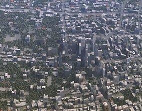 3D Modern City 03