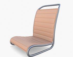 3D model Microcar Seat
