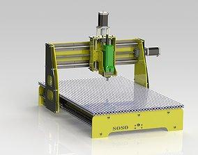 5 AXIS CNC DESIGN 3D printable model