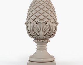 Pinecone Corbel 3D printable model