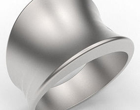 3D print model Tapering Concave Band