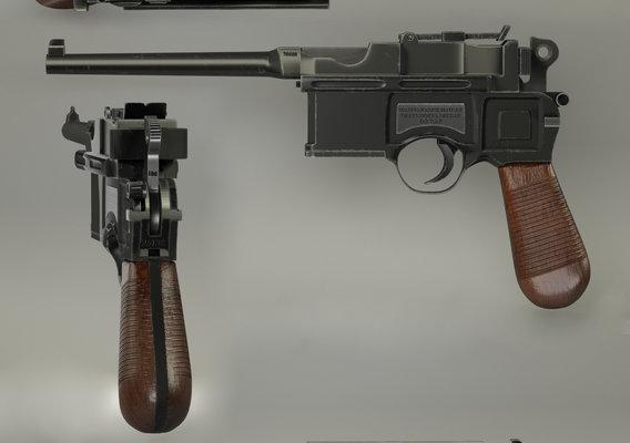 Gun Mauser C96