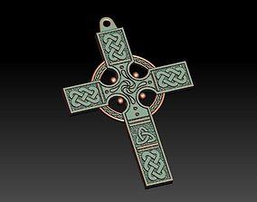 celtic Celtic cross 3D print model