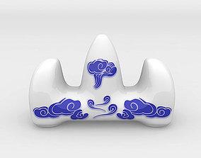 Chinese Calligraphy Brush Pen Holder 3D model