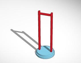 holder Headphone Stand 3D printable model