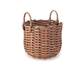 relax 3D Wicker Basket