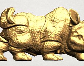 Rhinoceros 3D Model rhinoceros