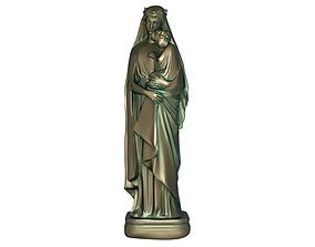 Notre Dame 3D print model