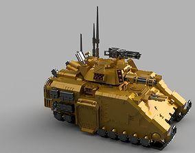 3D printable model Primaris Repulsor warhammer 40K Proxy