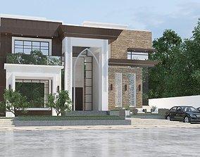 home 3D Exterior Villa