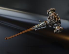 3D print model Karl Heisenberg hammer - Resident Evil